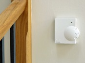 Room heating control