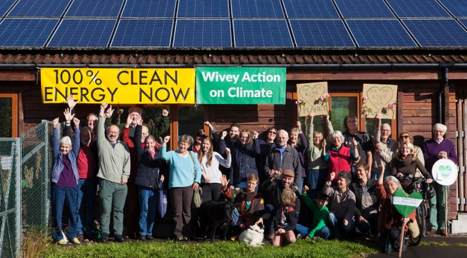 Wivey call for clean energy