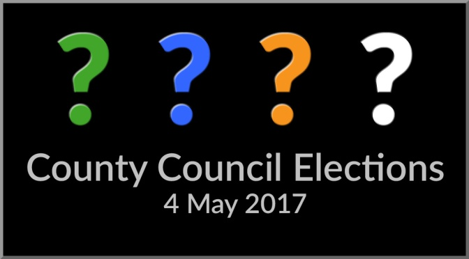 County council candidates respond to questions
