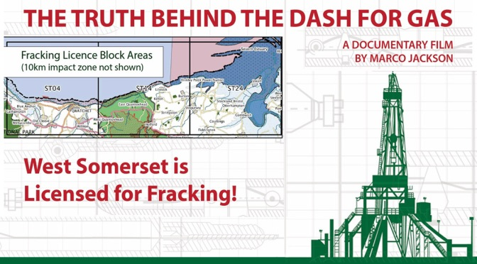 Fracking meeting report