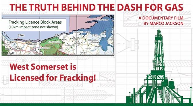 Fracking meeting report