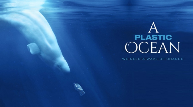 Plastics pollution film